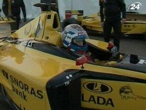 Путин взялся тестировать машины формулы-1