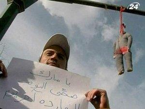 Египет бунтует