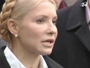 Генпрокуратура обвиняет Юлию Тимошенко во лжи