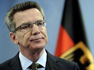 Томас де Мизьер станет новым министром обороны Германии