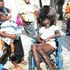Эпидемия холеры разгорелся после страшного землетрясения