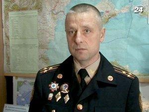 начальник отдела управления аварийно-спасательных служб МЧС Виктор Кучера