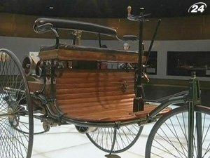 Первому автомобилю - 125 лет