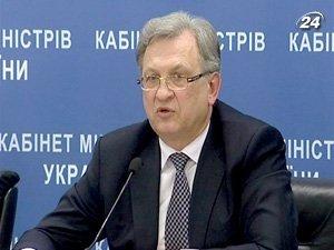 Министр финансов Украины Федор Ярошенко