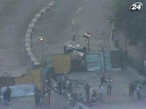 В Каире продолжаются протесты