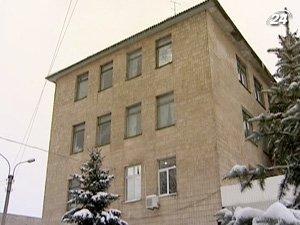 На Харьковщине задержана выбросилась с третьего этажа райотдела милиции