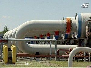 Постановление об отмене поручения по приему газа - фарс