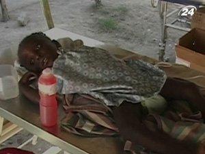 Холера продолжает косить гаитян