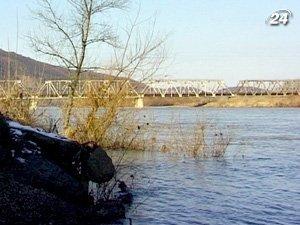 Интенсивное таяние снега спокойно проходит для украинских рек