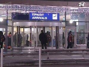 Самолет с нашими согражданами ночью приземлился в аэропорту