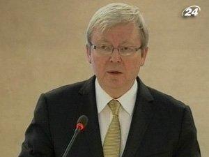 Министр иностранных дел Австралии