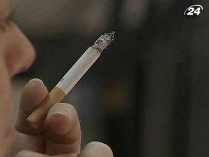 Наступление на курильщиков