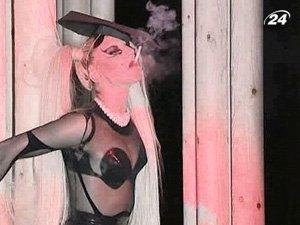 Леди Гага дебютировала на Неделе моды