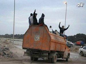 Тобрук перешел под контроль восставшего народа - СМИ