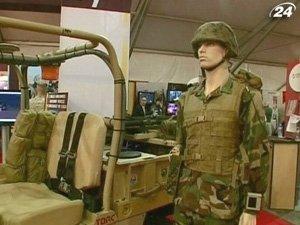 Выставка современного вооружения Modern Day Marine Show