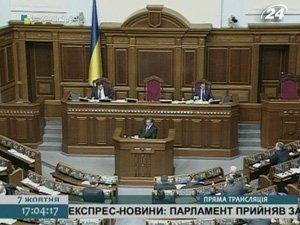 Совет одобрил проект Налогового кодекса