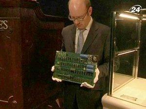 Компьютер Apple-1 продали с аукциона за $ 210 000