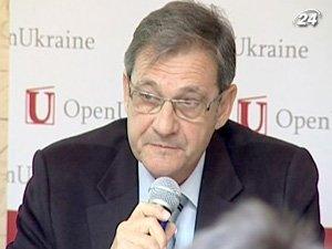 Глава Представительства ЕС в Украине Жозе Мауел Пинту Тейшейра