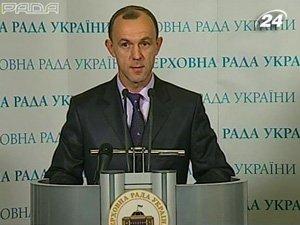 Первый заместитель председателя фракции БЮТ Андрей Кожемякин
