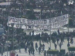 Оппозиционеры начали акцию