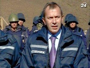 Первый вице-премьер-министр Украины Андрей Клюев