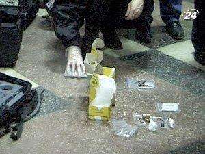 Киева нашли обнаружили составные части минных взрывателя военного образца времен Великой Отечественной войны