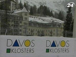 В Давосе готовятся к открытию экономического форума