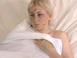 Оксана Бойченко выжила в страшной ДТП