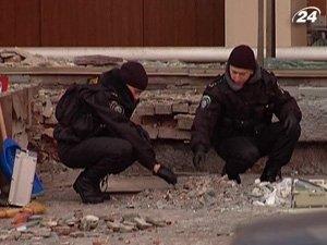 Взрыв в Маковке
