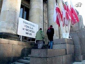 Победу в местных выборах в Польше получила