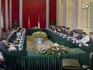 Встречи в Ханое чиновников Вьетнама и представителей международных организаций-инвесторов