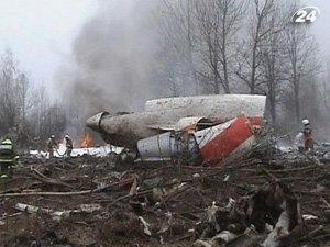 Польша представила свою версию падения самолета под Смоленском