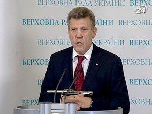 Председатель комитета ВР по вопросам правосудия Сергей Кивалов