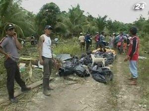 Жертвами цунами в Индонезии стали более 300 человек