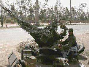 Повстанцы отрицают потерю Адждабии