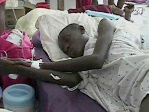 На Гаити с октября 2010 умерло почти 4 тыс. человек