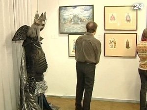 Сказочная выставка
