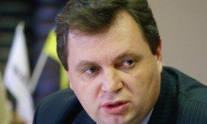 Председатель Полтавского областного совета Владимир Марченко