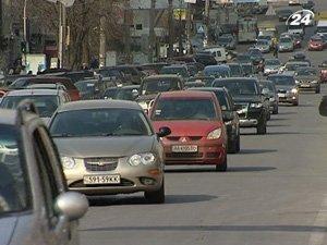 В Украине было зарегистрировано 22 тыс. новых авто.