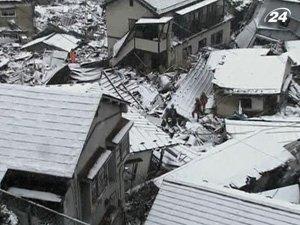 Растет число жертв землетрясения в Японии