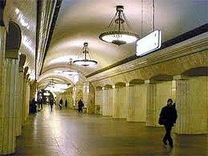 Мужчину задержали в метро