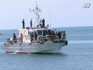 Пираты отпустят судно