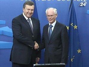 Янукович отправится на саммит Украина - ЕС