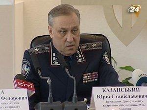 Начальник Департамента кадрового обеспечения МВД Алексей Казанский
