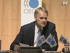 ОЭСР констатирует замедление роста мировой экономики