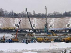 Первый футбольный матч на красавце-стадионе состоится в сентябре с участием киевского