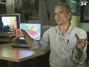 Вулканолог Джузеппе Мастролоренцо