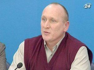 Активист Конгресса Украинских Националистов Николай Коханивский