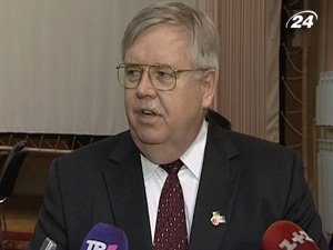 Посол США в Украине Джон Теффт