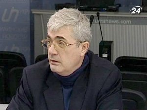 Член комитета ВР по вопросам финансов и банковской деятельности Юрий Полунеев